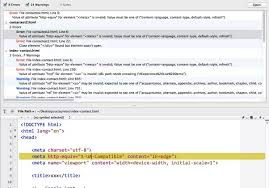 What is the best way to find html errors in a large quantity of .htm ...