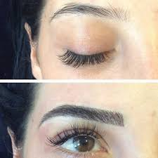 eyebrow microblading vs tattoo. microblading before and after 5 eyebrow vs tattoo