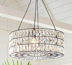 adeline crystal round chandelier