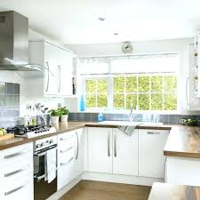 U Shaped Kitchen Designs With Island Cool Decoration