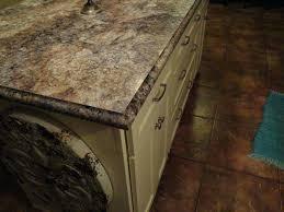 how to cut formica countertop edge laminate trim in antique