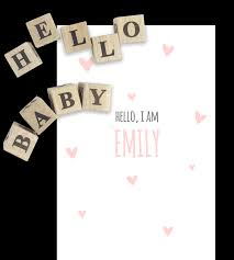 birth announcement templates free birth announcement templates for word temploola