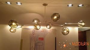 furniture branching bubble modern chandelier glass light revit fixture large diy ball branching bubble modern
