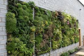how to build a vertical garden. another example of a low maintenance vertical garden. how to build garden