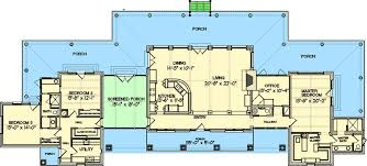 Country Style House Plan  3 Beds 200 Baths 2100 SqFt Plan 43045Country Floor Plans