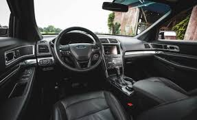 2018 ford xlt interior. simple ford 2018 ford explorer interior in ford xlt u