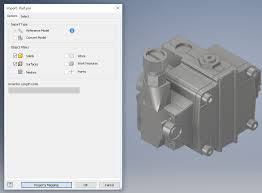 convert allows the user to make the solidedge file inventor native from here users could use the feature recognition tool to extract extrusons