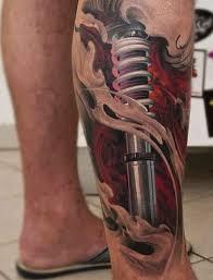 Galerie 35 Nejlepších 3d Tetování Která Vám Vyrazí Dech Foto 3