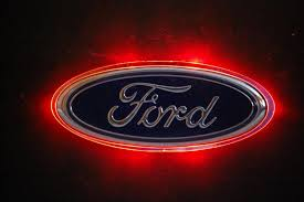 cool ford logos. led red loglow light accessory suit ford emblem 7 1 cool logos f