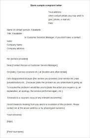 Formal Complaint Letter School Bullying Free Document
