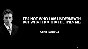 Christian Bale Quotes Best Of Christian Bale Quotes PictureQuotesme