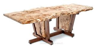 nakashima table danish style dining table george nakashima table plans