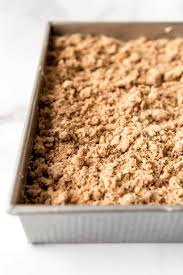 Preheat your oven to 350 degrees f. Cinnamon Streusel Sour Cream Coffee Cake House Of Nash Eats