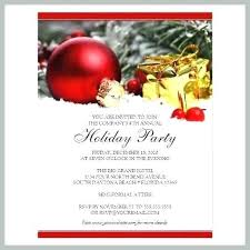 Company Christmas Party Invites Templates Office Party Invite Template Cryptoforpak