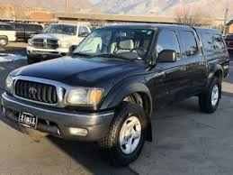 Black Toyota Tacoma In Utah For Sale ▷ Used Cars On Buysellsearch