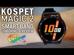 SmartWatch Barato! <b>Kospet Magic 2</b> - YouTube