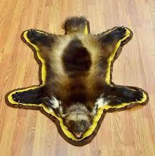 elegant animal skin rug and wolverine rug for 99 animal skin rugs for uk