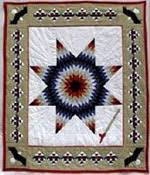 Native American Quilting From Seminole Patchwork to Hopi Quilts & Thank You to Diane's Native American Quilts Adamdwight.com