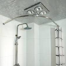 small curved shower rod put the right curved shower curtain rods in the bathroom rounded shower small curved shower rod