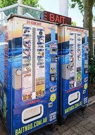 Bait Vending Machine Custom Baitvendingmachine Two At Sea