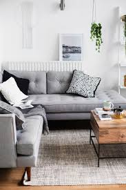 grey sofa decor ideas leather decorating dark ideasgrey living room with sorey