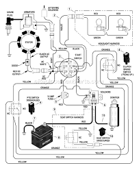 briggs and stratton ignition switch wiring diagram briggs murray 425007x92a parts list and diagram 2002 on briggs and stratton ignition switch wiring diagram