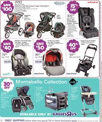 babies r us weekly flyer 2 great weeks babyfest jan 9 22 redflagdeals com