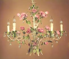 shabby chic chandelier chandelier appealing shabby chic chandelier shabby chic mini chandelier cream iron with flowers