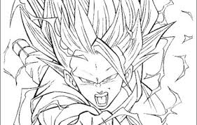 Goku Super Saiyan 10 Free Coloring Pages On Art Coloring Pages