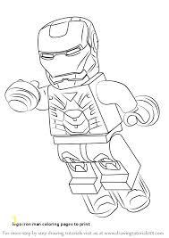 Iron Man Coloring Pages To Print Trustbanksurinamecom