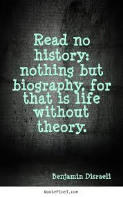 Picture Quotes From Benjamin Disraeli - QuotePixel via Relatably.com