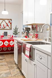 Kitchens Decorated For Christmas 17 Best Images About Holidays Christmas Decor On Pinterest