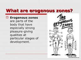 Specific Erogenous Zones Chart 2019