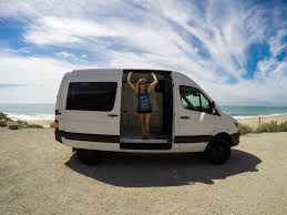 Converted Vans The 10 Coolest Sprinter Camper Vans On Instagram Bearfoot Theory