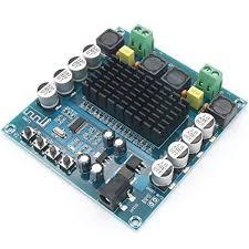 DollaTek XH-M513 DC12-24V <b>TDA7498</b> 100W+ 100W High Power ...