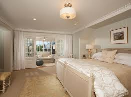 master bedroom lighting. Image By: THINK Architecture Inc Master Bedroom Lighting