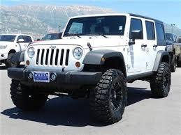 jeep rubicon white 4 door. unlimited wrangler 4 door hardtop 4x4 custom new lift wheels tires auto image 1 jeep rubicon white door