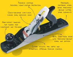 Stanley 12404 No 4 Adjustable Bench Plane With 2Inch Cutter Stanley Bench Planes