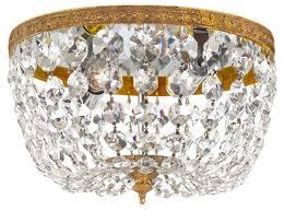 mandrel flush mount brass ceiling lights fans indoor and outdoor lighting lighting one kings lane