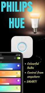 Philips Home Automation Lighting Philips Hue Review Smart Lighting Smart Home Technology
