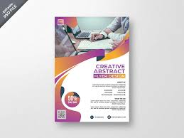 Psd Flyer Template 33 By Hasaka On Dribbble