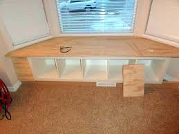 diy bay window seat. Beautiful Seat Bay Window Bench Diy Seat With  Storage From Photo On And K