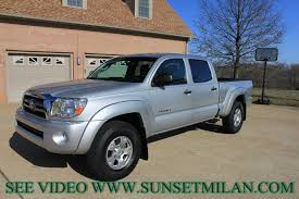 HD VIDEO 2010 TOYOTA TACOMA SR5 DOUBLE CAB 4X4 USED FOR SALE SEE ...