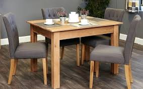 white dining table set gumtree outdoor and oak spaces room for extendable round chairs