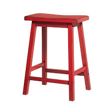 red counter height stools. Contemporary Counter ACME Gaucho CounterHeight Stool Antique Red Set Of 2 With Red Counter Height Stools C