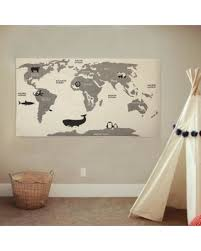 rug on carpet nursery. Canvas World Map Kids Rug Child Play Mat Baby Nursery Crawling Carpet Hanging Tapestry Home Decor On F