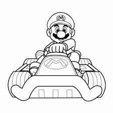 Kleurplaten Super Mario Bros Brekelmansadviesgroep