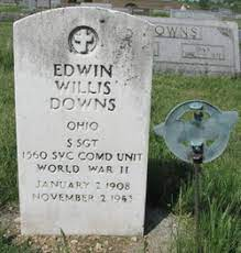 Sgt Edwin Willis Downs (1908-1953) - Find A Grave Memorial