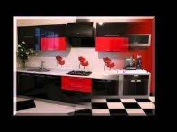 black and red kitchen designs.  And Black And Red Kitchen Design In And Designs T