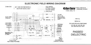 room thermostat wiring diagrams for hvac systems throughout two stage cooling thermostat wiring diagram at Cooling Thermostat Wiring Diagram